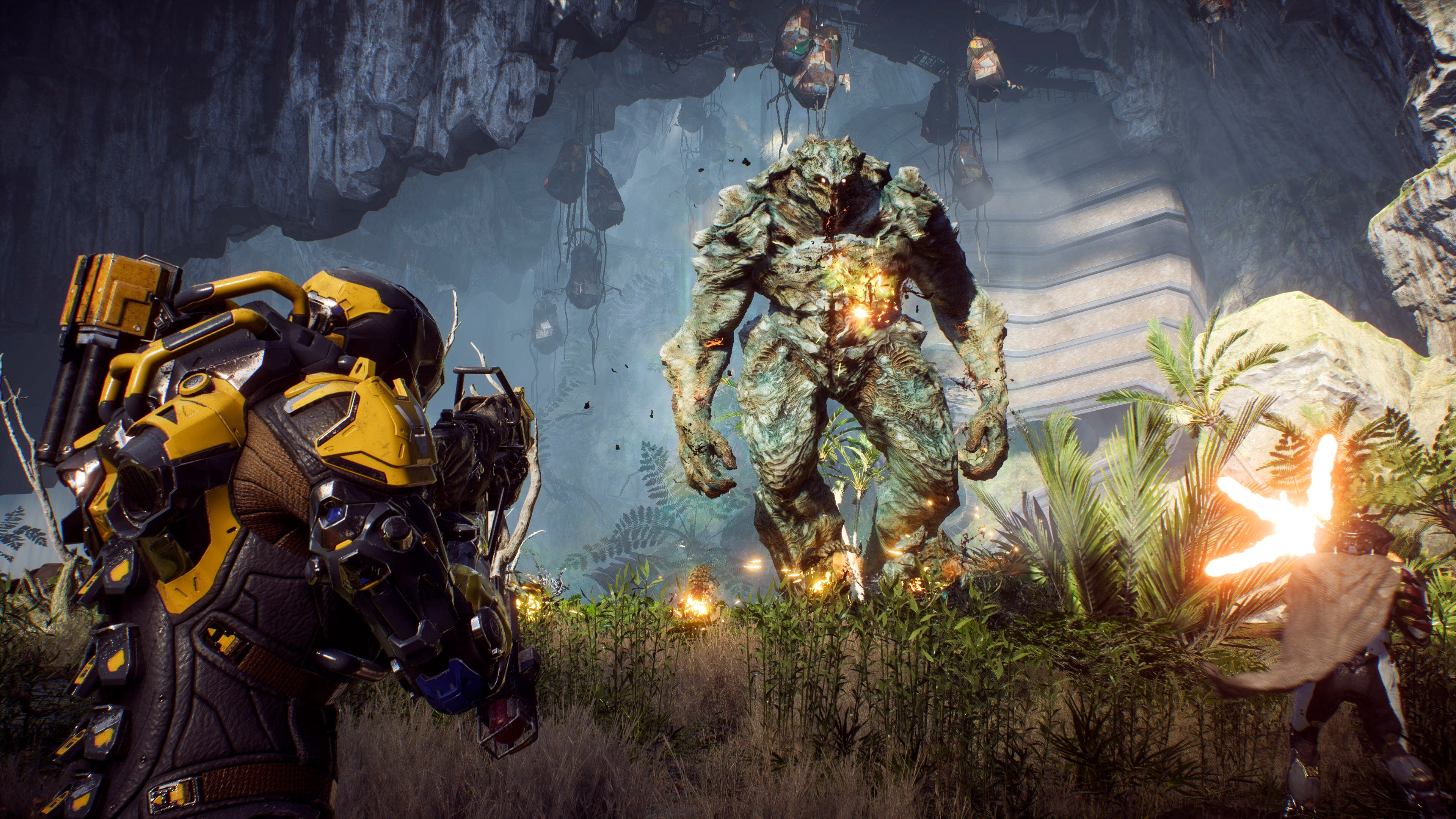 Solo or Co-Op? Anthem Lets You Have It Both Ways