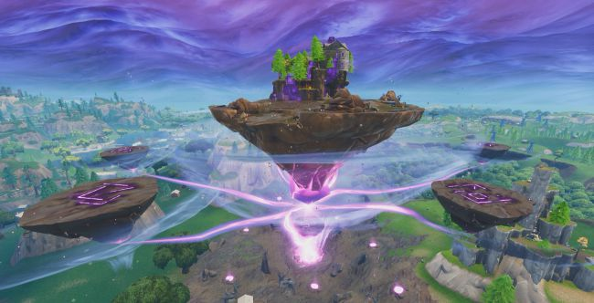 Fortnite Season 7: snowy map updates, release date, portals, and