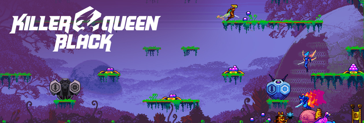 How the Incredibly Rare, Arcade-Only Killer Queen Made Its