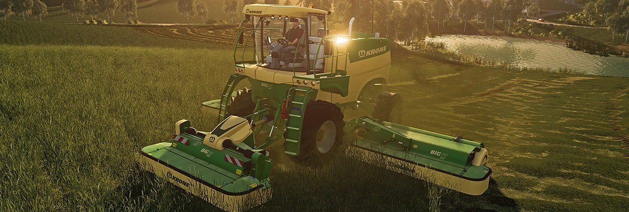 Farming Simulator 19 Lets You and Your Friends Become